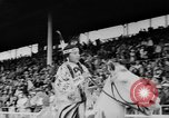 Image of rodeo Pendleton Oregon USA, 1955, second 5 stock footage video 65675071442