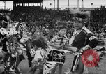 Image of rodeo Pendleton Oregon USA, 1955, second 12 stock footage video 65675071442