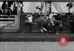 Image of rodeo Pendleton Oregon USA, 1955, second 20 stock footage video 65675071442