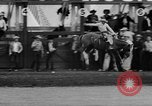 Image of rodeo Pendleton Oregon USA, 1955, second 21 stock footage video 65675071442