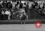Image of rodeo Pendleton Oregon USA, 1955, second 23 stock footage video 65675071442