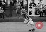 Image of rodeo Pendleton Oregon USA, 1955, second 25 stock footage video 65675071442