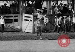 Image of rodeo Pendleton Oregon USA, 1955, second 28 stock footage video 65675071442