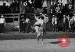 Image of rodeo Pendleton Oregon USA, 1955, second 29 stock footage video 65675071442