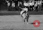 Image of rodeo Pendleton Oregon USA, 1955, second 31 stock footage video 65675071442