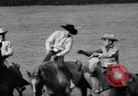 Image of rodeo Pendleton Oregon USA, 1955, second 36 stock footage video 65675071442