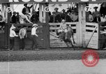 Image of rodeo Pendleton Oregon USA, 1955, second 38 stock footage video 65675071442