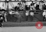 Image of rodeo Pendleton Oregon USA, 1955, second 40 stock footage video 65675071442
