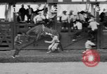 Image of rodeo Pendleton Oregon USA, 1955, second 42 stock footage video 65675071442