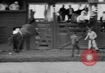 Image of rodeo Pendleton Oregon USA, 1955, second 43 stock footage video 65675071442