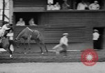 Image of rodeo Pendleton Oregon USA, 1955, second 44 stock footage video 65675071442