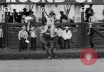Image of rodeo Pendleton Oregon USA, 1955, second 47 stock footage video 65675071442