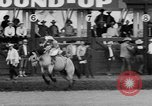 Image of rodeo Pendleton Oregon USA, 1955, second 52 stock footage video 65675071442