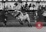 Image of rodeo Pendleton Oregon USA, 1955, second 53 stock footage video 65675071442