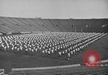 Image of cadets sit-ups New Haven Connecticut USA, 1944, second 6 stock footage video 65675071446