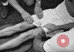 Image of cadets sit-ups New Haven Connecticut USA, 1944, second 22 stock footage video 65675071446