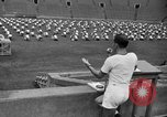 Image of cadets sit-ups New Haven Connecticut USA, 1944, second 36 stock footage video 65675071446