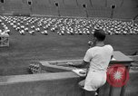 Image of cadets sit-ups New Haven Connecticut USA, 1944, second 37 stock footage video 65675071446