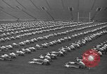 Image of cadets sit-ups New Haven Connecticut USA, 1944, second 47 stock footage video 65675071446