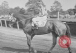 Image of Belmont Stakes Elmont New York USA, 1950, second 8 stock footage video 65675071455