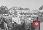 Image of Belmont Stakes Elmont New York USA, 1950, second 9 stock footage video 65675071455