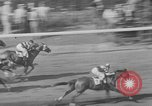 Image of Belmont Stakes Elmont New York USA, 1950, second 53 stock footage video 65675071455