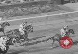 Image of Belmont Stakes Elmont New York USA, 1950, second 55 stock footage video 65675071455