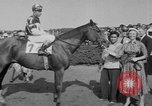Image of Belmont Stakes Elmont New York USA, 1950, second 60 stock footage video 65675071455