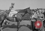 Image of Belmont Stakes Elmont New York USA, 1950, second 61 stock footage video 65675071455