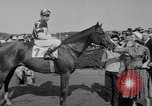 Image of Belmont Stakes Elmont New York USA, 1950, second 62 stock footage video 65675071455