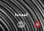 Image of new farm machinery Israel, 1957, second 2 stock footage video 65675071461