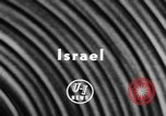 Image of new farm machinery Israel, 1957, second 3 stock footage video 65675071461