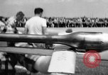 Image of model aircraft New York United States USA, 1957, second 14 stock footage video 65675071462
