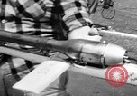 Image of model aircraft New York United States USA, 1957, second 15 stock footage video 65675071462