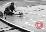 Image of model aircraft New York United States USA, 1957, second 17 stock footage video 65675071462
