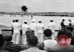 Image of model aircraft New York United States USA, 1957, second 23 stock footage video 65675071462