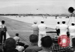 Image of model aircraft New York United States USA, 1957, second 27 stock footage video 65675071462