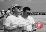 Image of model aircraft New York United States USA, 1957, second 40 stock footage video 65675071462