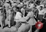 Image of goodwill tour Cuba, 1954, second 17 stock footage video 65675071469