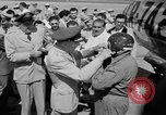 Image of goodwill tour Cuba, 1954, second 49 stock footage video 65675071469