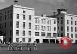 Image of Cuban Air Force headquarters at Campo Columbia Havana Cuba, 1953, second 28 stock footage video 65675071474