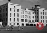 Image of Cuban Air Force headquarters at Campo Columbia Havana Cuba, 1953, second 29 stock footage video 65675071474