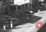 Image of street scenes Port-au-Prince Haiti, 1953, second 15 stock footage video 65675071475