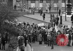 Image of demonstrations against Vietnam War London England United Kingdom, 1968, second 13 stock footage video 65675071476