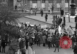 Image of demonstrations against Vietnam War London England United Kingdom, 1968, second 14 stock footage video 65675071476