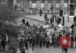 Image of demonstrations against Vietnam War London England United Kingdom, 1968, second 17 stock footage video 65675071476