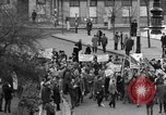 Image of demonstrations against Vietnam War London England United Kingdom, 1968, second 19 stock footage video 65675071476