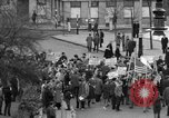 Image of demonstrations against Vietnam War London England United Kingdom, 1968, second 21 stock footage video 65675071476