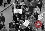 Image of demonstrations against Vietnam War London England United Kingdom, 1968, second 48 stock footage video 65675071476