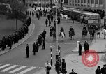 Image of demonstrations against Vietnam War London England United Kingdom, 1968, second 52 stock footage video 65675071476